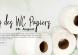 26. August: Tag des WC-Papiers