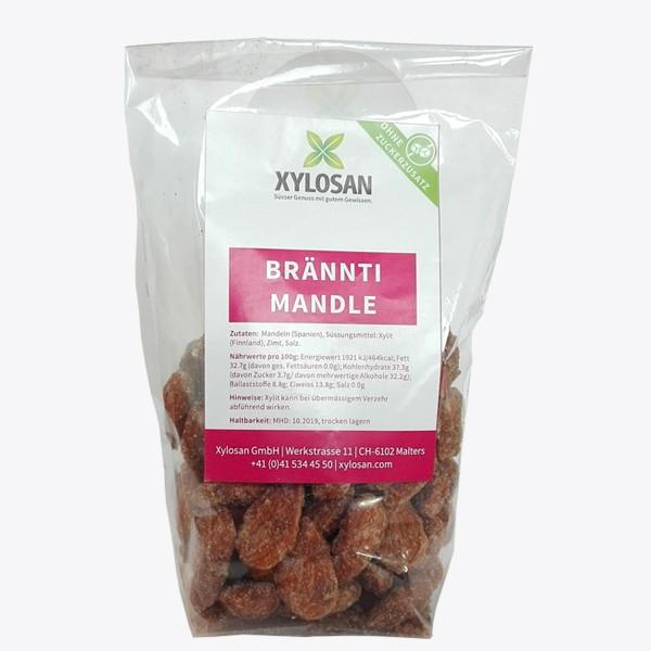 Brännti Mandle (100g)