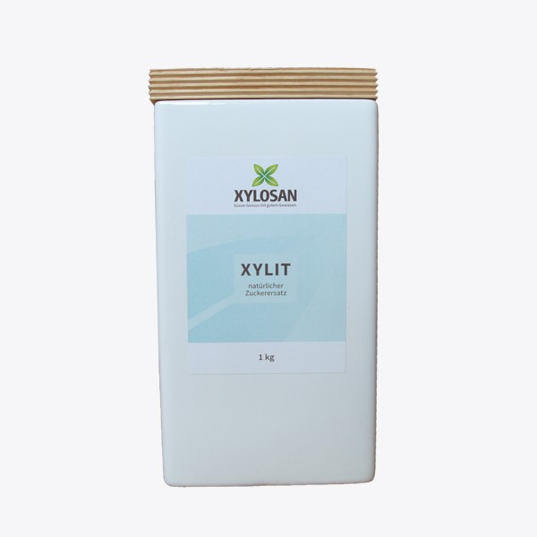 Xylit Vorratsdose aus Keramik (1200ml)