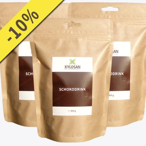 Schokodrink - 3er Pack