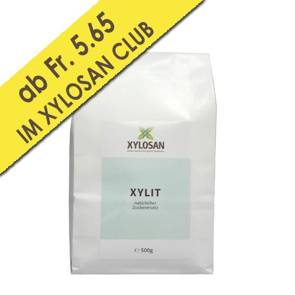 Xylit Pulver holzbasiert 500g