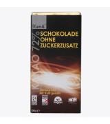 Xylit Schokolade 72%_100g