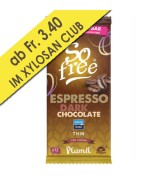 Schokolade zuckerfrei Espresso