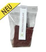 Schweizer Milchschokolade ohne Zuckerzusatz (100g)
