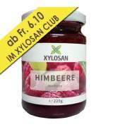Xylit Konfitüre Himbeere - ohne Zuckerzusatz