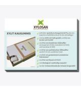 Produktkarte: Xylit Kaugummis (10 Stück)