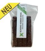Schoko-Kokos-Riegel ohne Zuckerzusatz mit Xylit