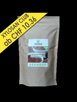 Schokodrink Pulver vegan und ohne Zuckerzusatz (400g)
